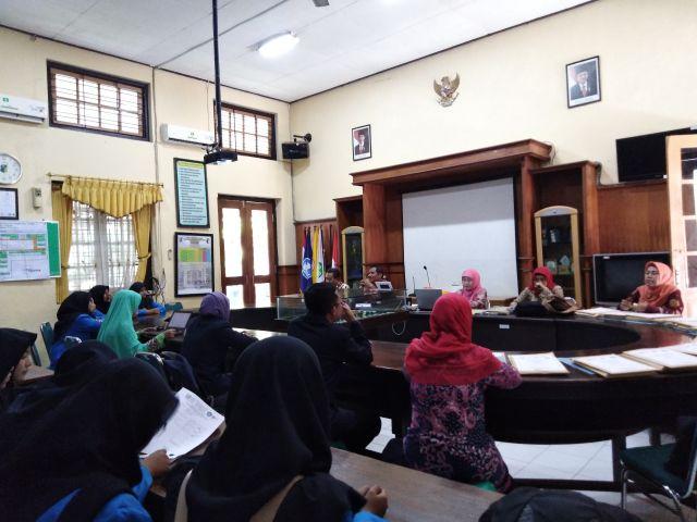 Olimpiade Matematika MGMP SMP se-Kabupaten Tuban Berkerjasama dengan Prodi Matematika Unirow
