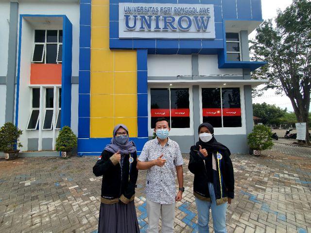 Mahasiswa Universitas Airlangga Melangsungkan Kegiatan Praktik Kerja Lapangan di Universitas PGRI Ronggolawe Tuban sebagai Perwujudan Semangat Kampus Merdeka